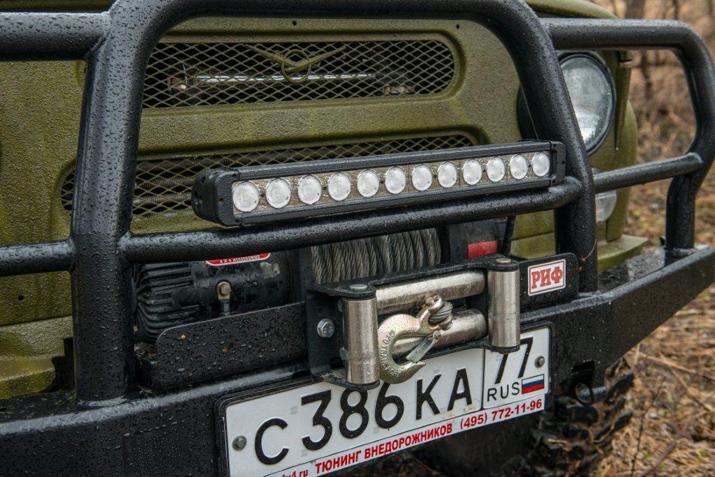 MAX 0685 - Тюнинг панели приборов уаз 469