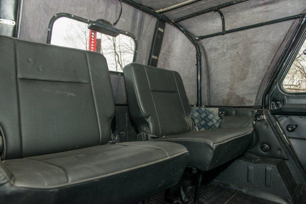 MAX 0706 - Тюнинг панели приборов уаз 469
