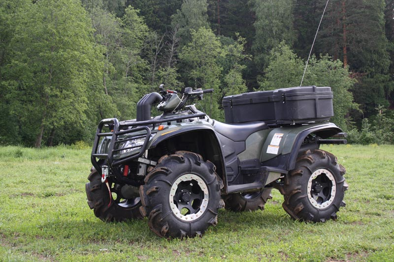 тюнинг arctic cat